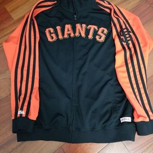 Stitches San Francisco Giants Jacket 72620-3clo
